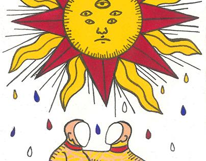 Tarot de la petite Jeanne 1st part