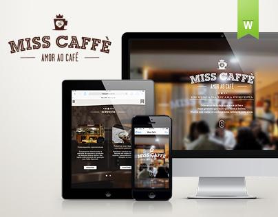 Website MissCaffè