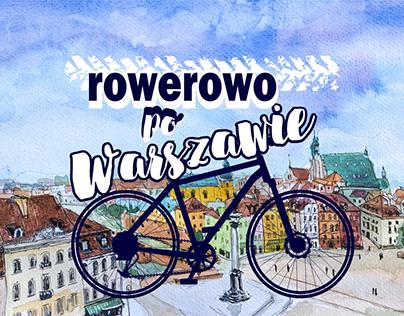 Rowerowo po Warszawie