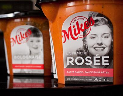 La fraîche Sauces - Toujours Mikes