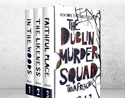 Dublin Murder Squad - Book Campaign