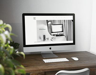 clean & clear web design