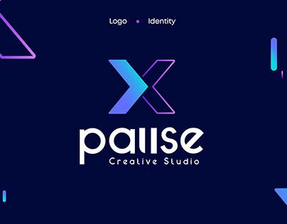 X-Pause I logo & Identity
