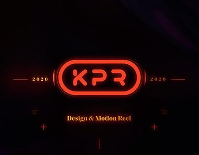 KPR Showreel 2020