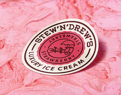 Stew'n'Drew's Ice Cream