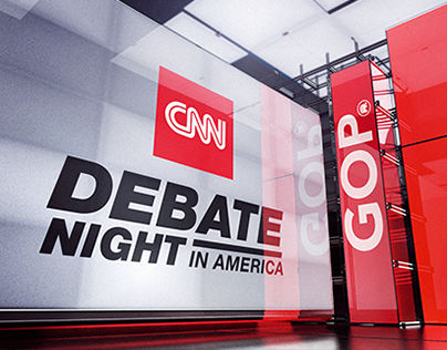 CNN Election 2016 Graphics Package