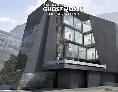 Ghost Recon | Breakpoint Concept Art