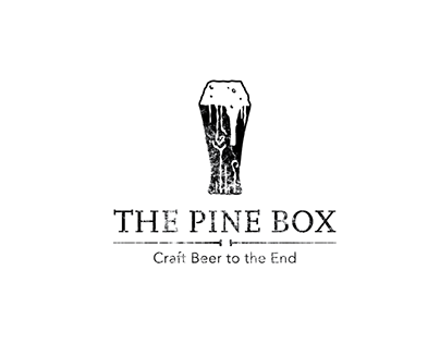 Pine Box Bar Rebrand