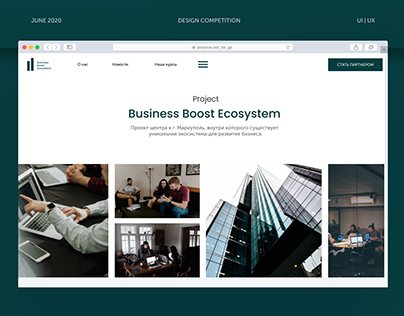 Web Design | UI & UX | Business Boost Ecosystem