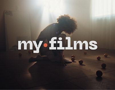 MY FILMS Productions — Branding