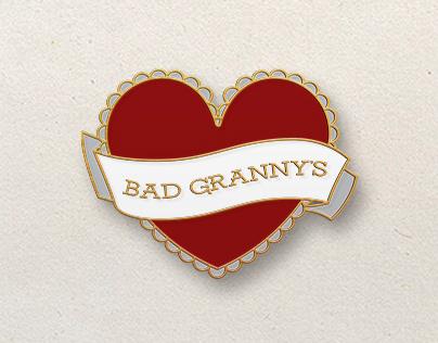 Bad Granny's Proposed Branding