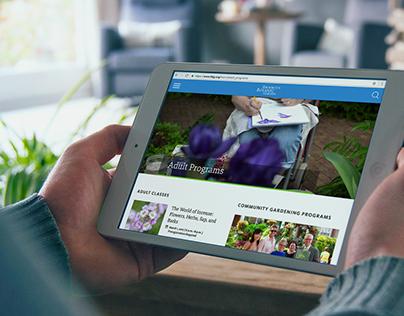 Brooklyn Botanic Garden Website