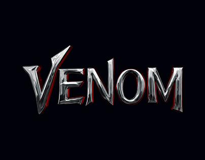 Venom 2018- Alternative Movie Poster
