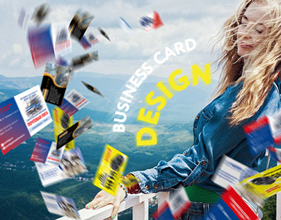 Дизайн визиток | Business Card Designs