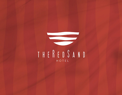 The Red Sand | Branding