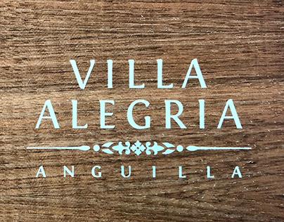 Villa Alegria Anguilla.