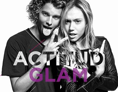 website & ADS · Glam&co | e-commerce | UI · UX