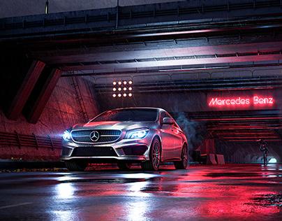 Mercedes-Benz Autumn