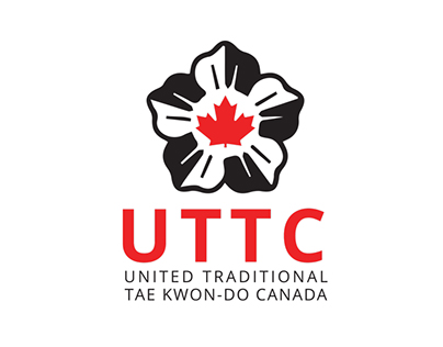 United Traditional Tae Kwon-Do Canada Branding Work