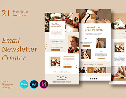 Email / Newsletter Creator