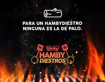 Hamby: Hambydiestros