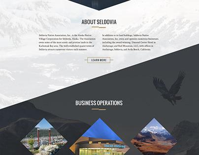 Seldovia Website