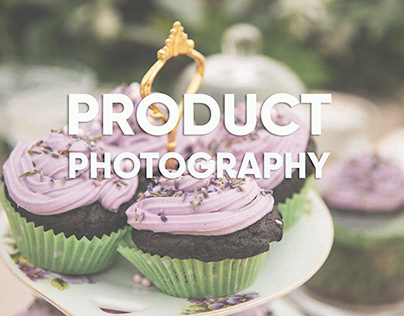 Still photography - natural products
