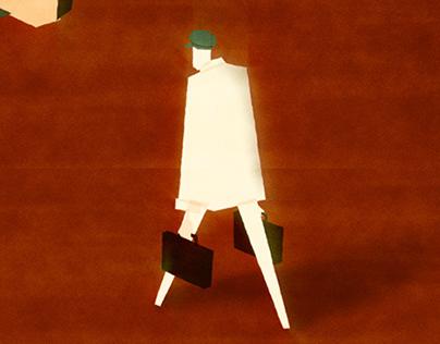 Commute Project : briefcase