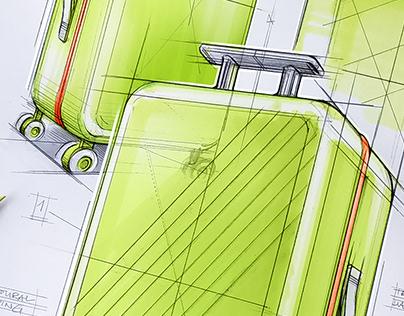 Design Sketches & Illustrations 2019 (Part 5)