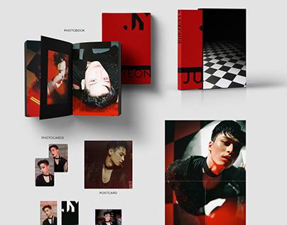 THE BOYZ: A to boyZ [Solo Album Design Concept]
