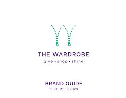 The Wardrobe Brand Guide