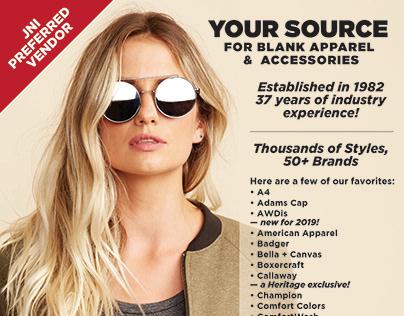 Magazine Ad - Heritage Sportswear