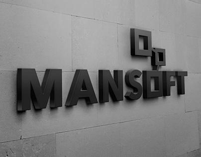 Logo - Mansoft