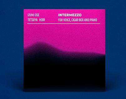 Intermezzo / Tetsuya Hori - Pochette de disque