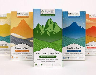 RUVED Herbal Tea