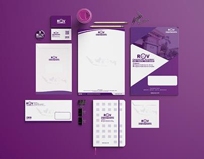 RQV Stationery Kit