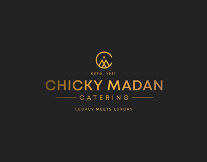 Branding & Identity for Chicky Mandan Catering