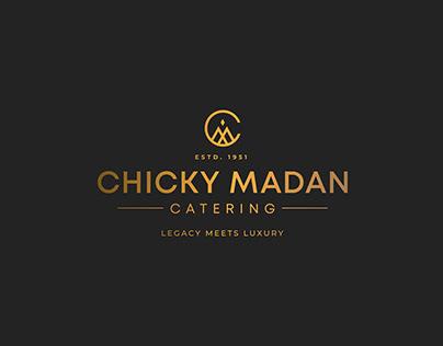 Branding & Identity for Chicky Mandan Catering