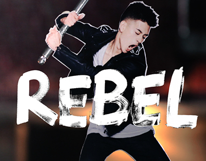 Rebel: Animated Fashion Film