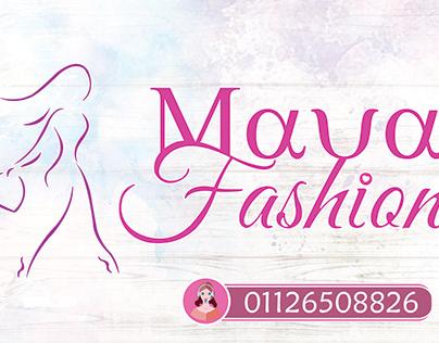 Maya Fashion project