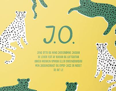 Jens Ottos jaguar og Finn Erics fabeldyr