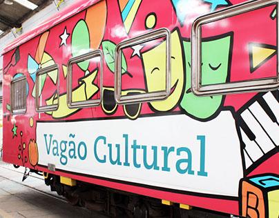 Vagão Cultural   Vale