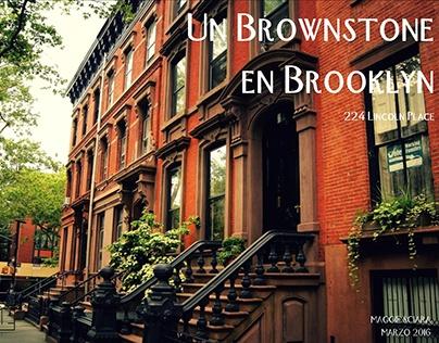 Un Brownstone en Brooklyn
