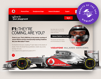 Vodafone Playground