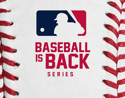 Baseball Is Back Series