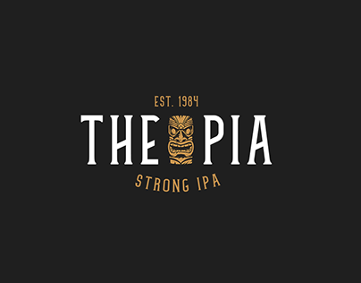 The Pia - Beer Branding