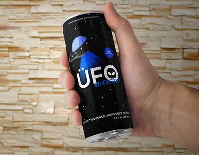 UFO   Drink concept