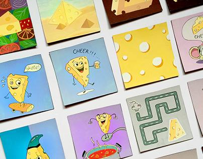 Cheese Ideas