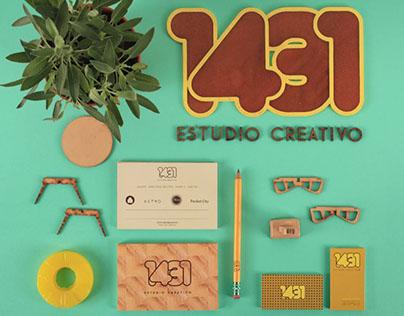 1º Branding 1431 Estudio
