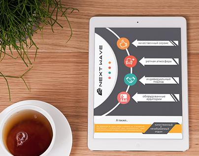 Infographic (company benefits)
